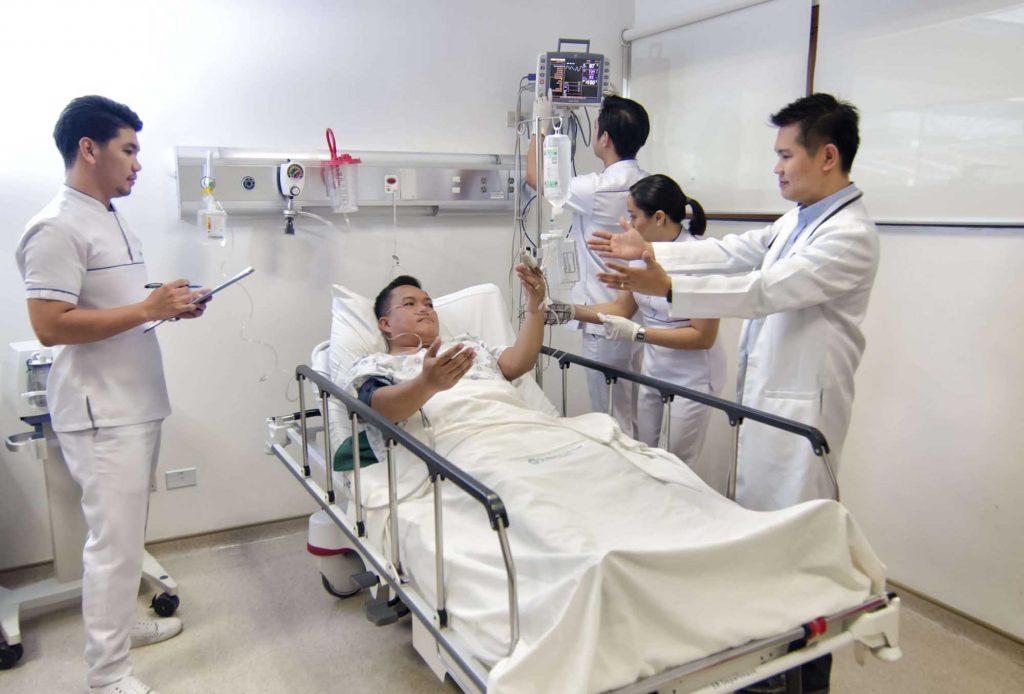 the medical city clark brain attack unit service