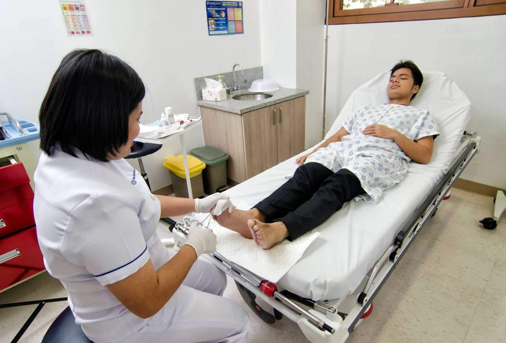 the medical city clark stoma and complex wound care service