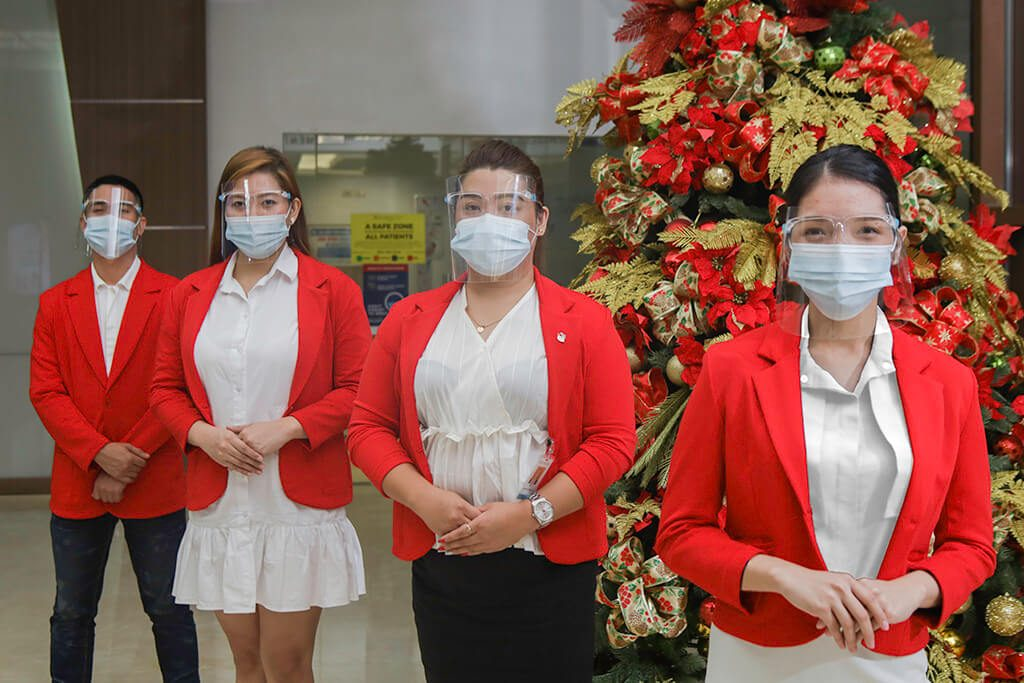 Red Coat Ambassadors: Enhance Patient Experience at The Medical City Clark