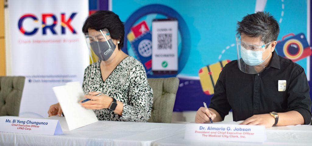 TMC Clark to lead vaccination drive at Clark Mega Hub