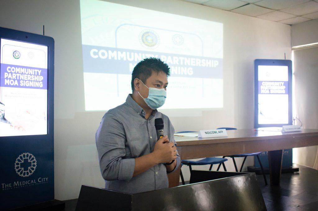 TMC Clark enters into community partnership agreement with NOLCOM
