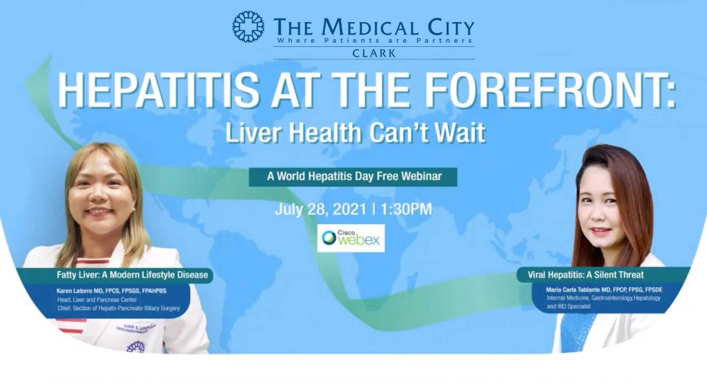 Hepatitis at the Forefront: Liver Health Can't Wait
