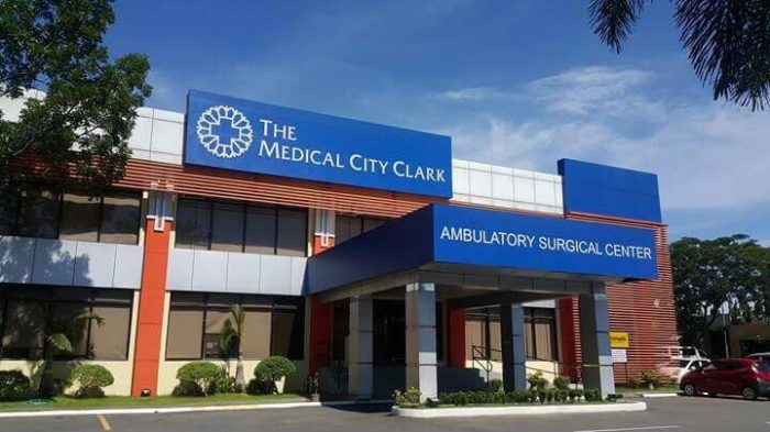 the medical city clark ambulatory