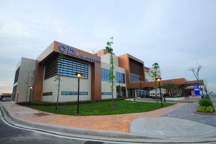 the medical city clark hospital